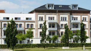 Beckett-Flügel in Kassel