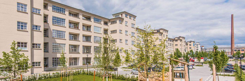 Haus 9 am Salamander-Areal in Kornwesteim