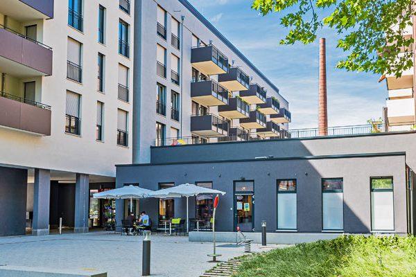 Salamander-Areal, Kornwestheim, Wohnanlage am Salamanderplatz – Architektur GLOBAL CONZEPT