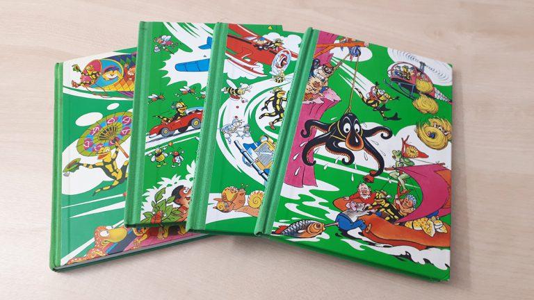Lurchi-Bücher