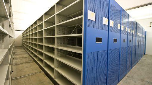 Grundbuchzentral-Archiv in Kornwestheim