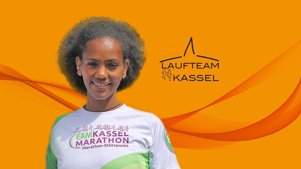 Bild: Melat Yisak Kejeta, Laufteam Kassel/