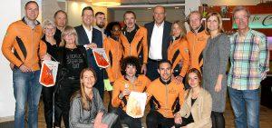 Laufteam Kassel, Pressekonferenz 2019-11