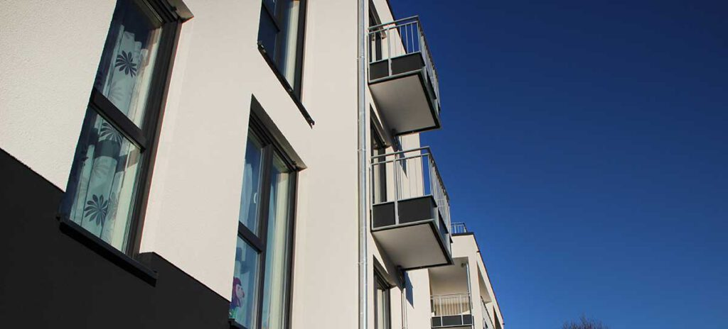 Neubau Wohngebäude, Kassel, Hirtenweg