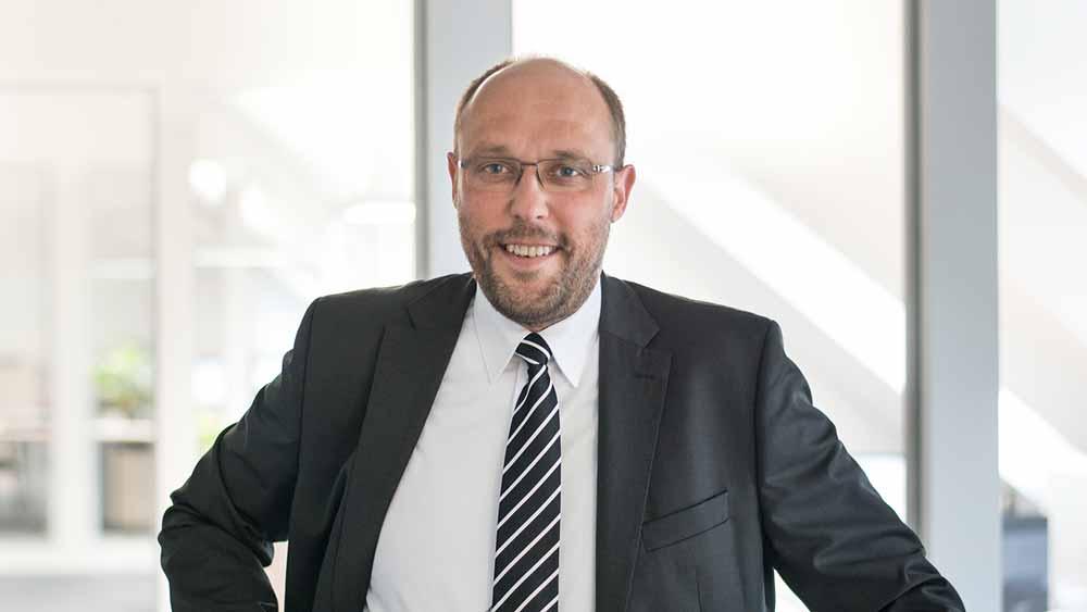 Lars Bergmann, Vorstand der IMMOVATION AG